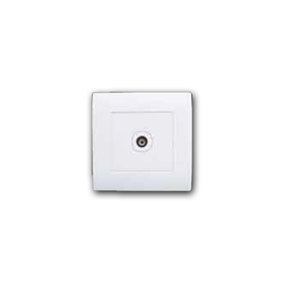 Double  Coaxial TV-Outlet MQ 8102-TV