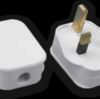 13Amp Rewireable Fused Plug 13A 250V MA-18