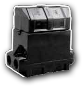 100A Fuse Holder 100A 240V 2K-100C