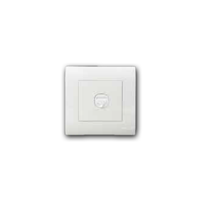 Single RJ11 Cat 3 Telephone Outlet MQ 8101-TEL